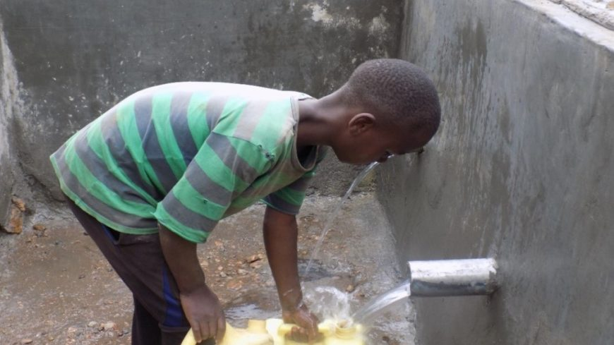CAFOMI transforming lives in Bududa and Sironko through the WASH rapid response project